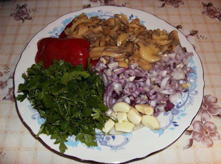 Ciulama de ciuperci 003