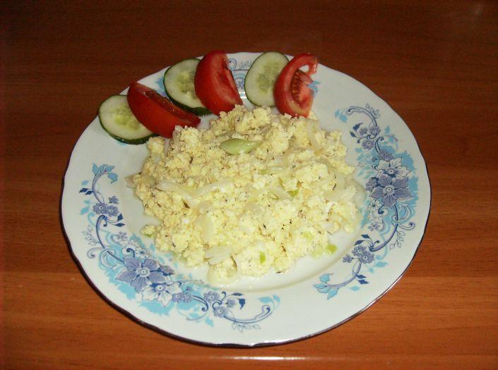 Omleta cu iaurt 016
