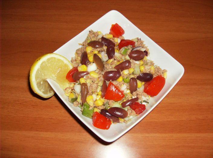 Salata e ton cu rosii 009