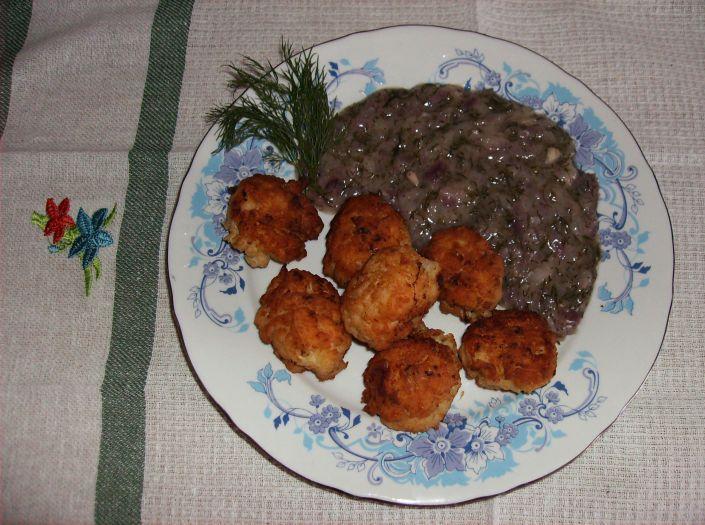 chiftelute cu sos de marar 026