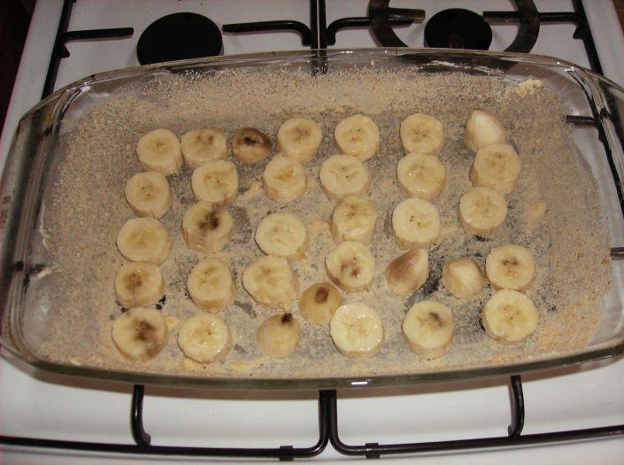 prajitura cu banane 016